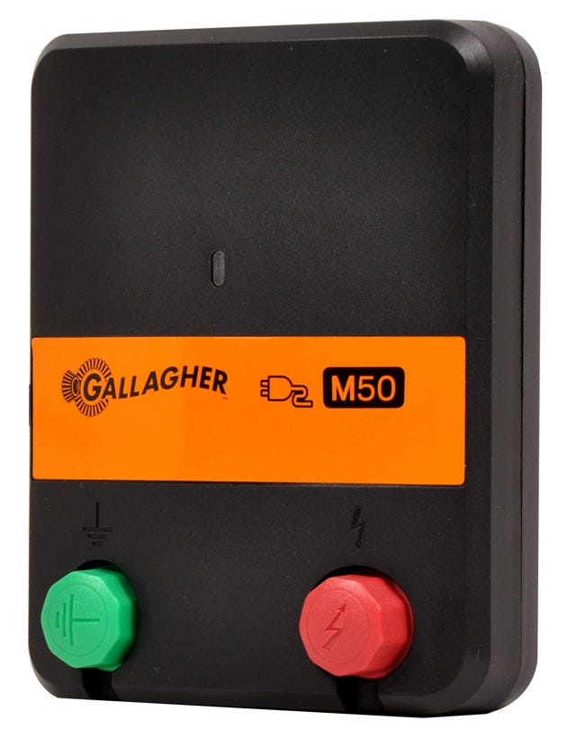 Stängselaggregat Gallagher M50