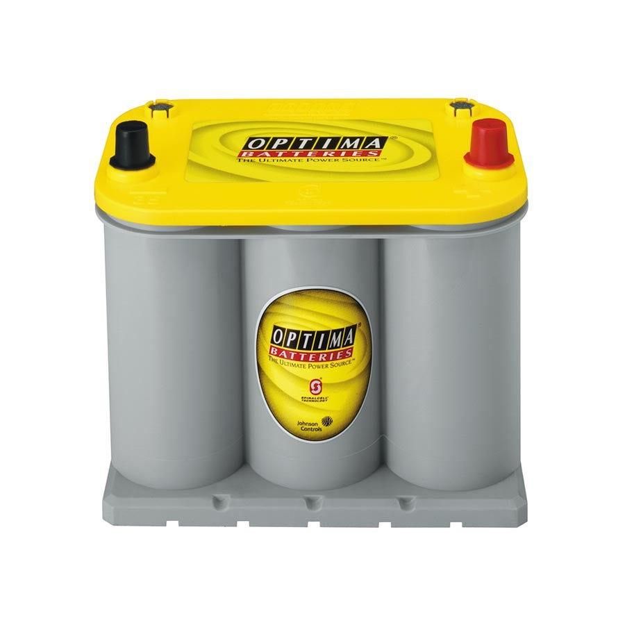 Batteri Gallagher Optima Yellowtop R3,7L