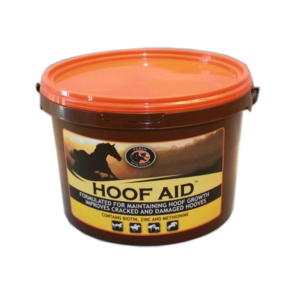 Hoof Aid Biotin Foran 2 kg - Foran Equine Products