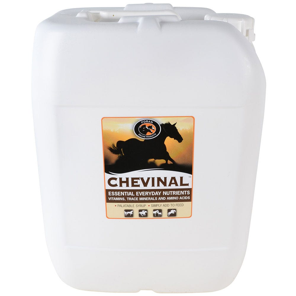 Chevinal Foran 20 lit - Foran Equine Products