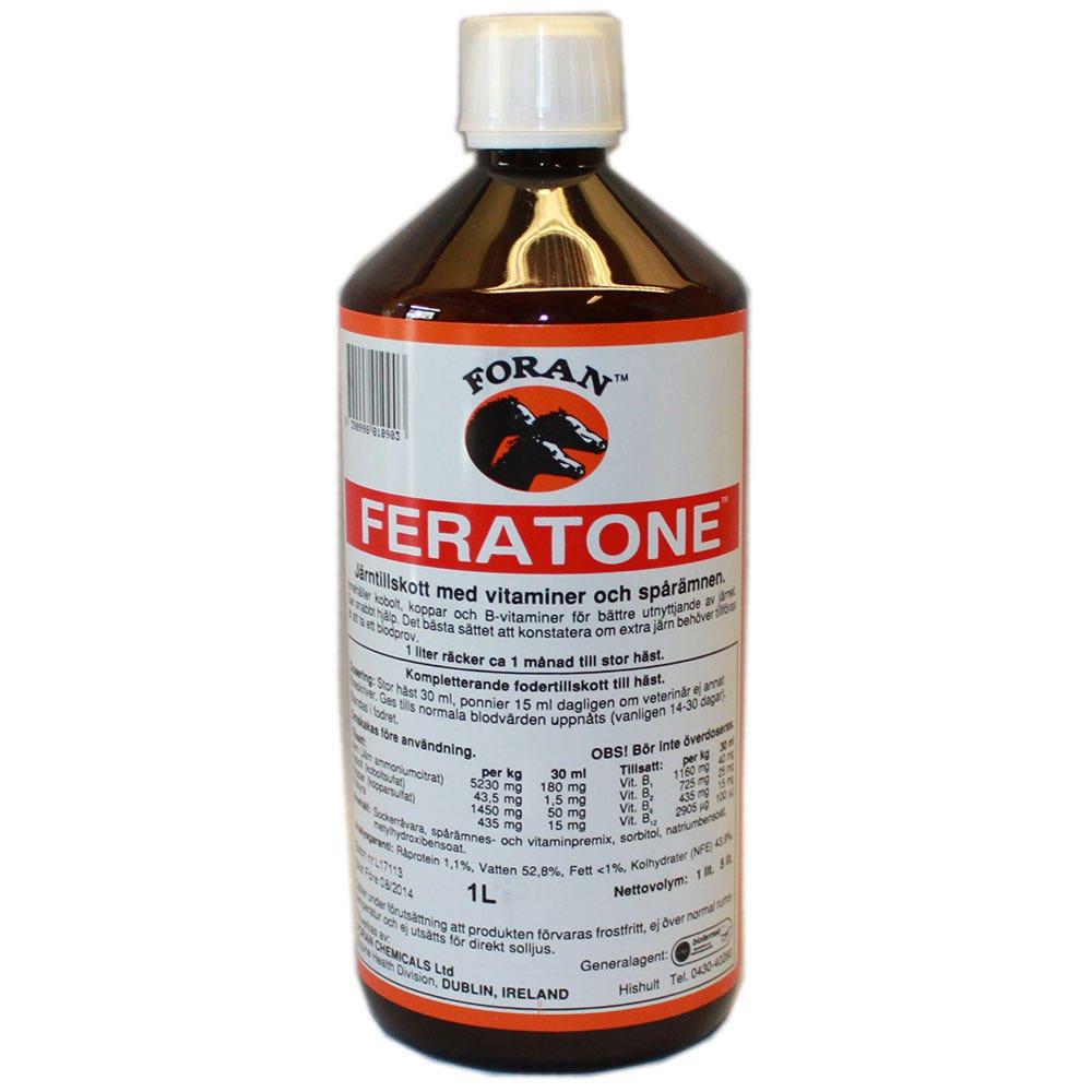 Feratone Foran 1 l - Foran Equine Products