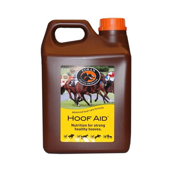 Hoof Aid Biotin Foran flytande 2,5 L - Foran Equine Products