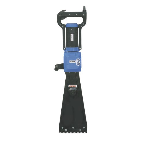 Hö-/ensilageskärare 230 V