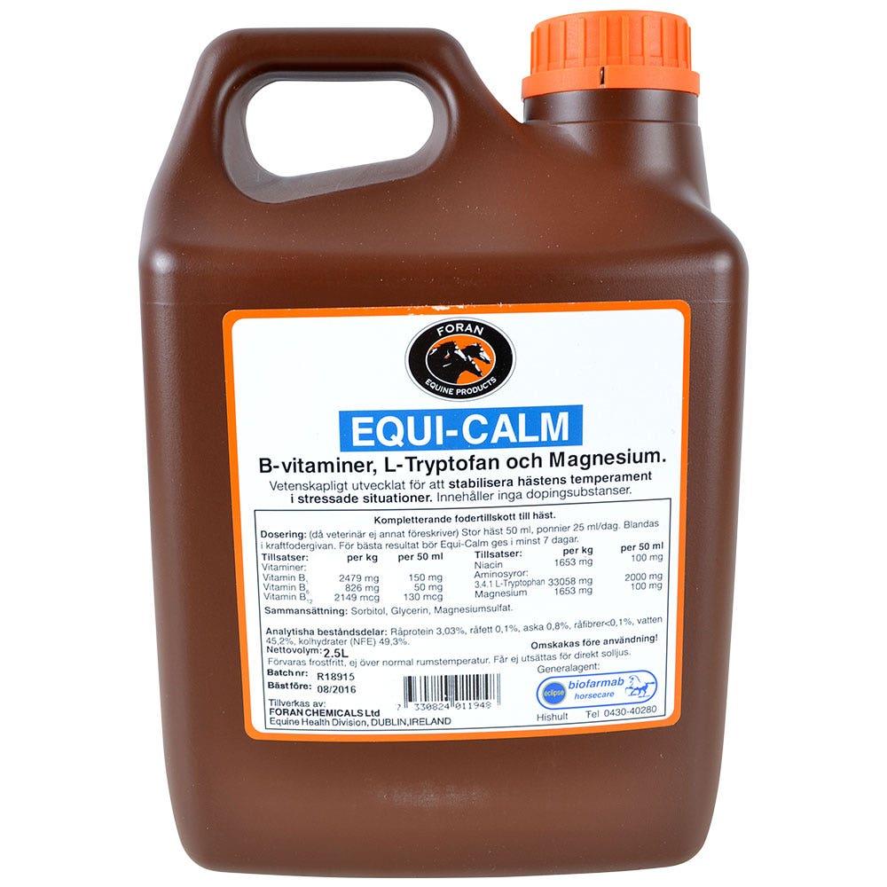 Equi-Calm Foran 2,5 lit - Foran Equine Products