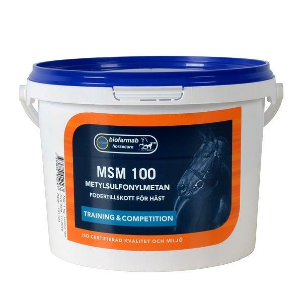 MSM 100 Biofarmab 1 kg - Eclipse Biofarmab