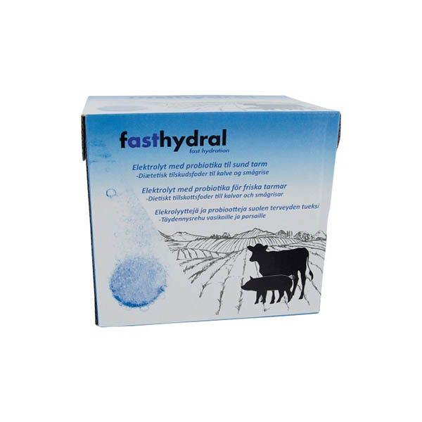 Fasthydral Brustablett 42-pack