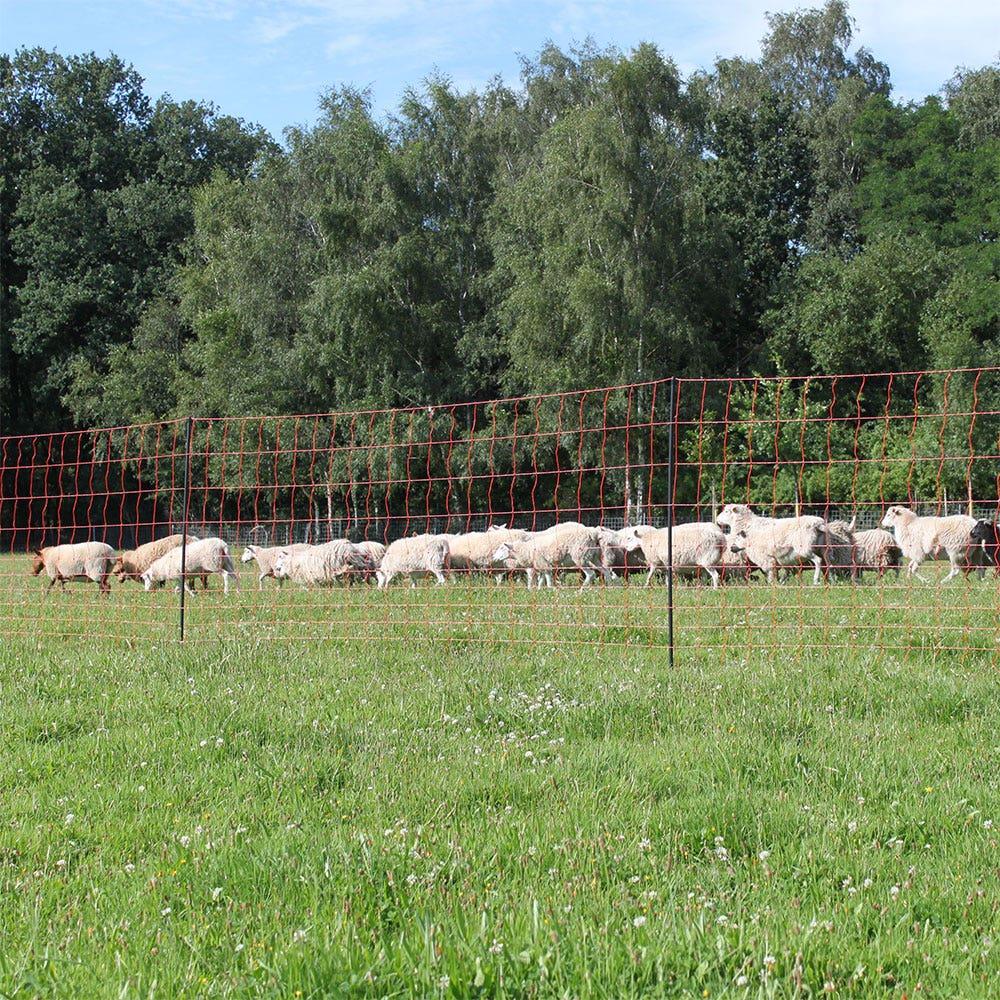 Elnät Swedguard Vilt/varg 145 Cm 50 M