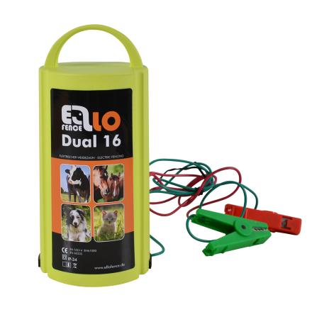 Stängselaggregat Ello Dual 16