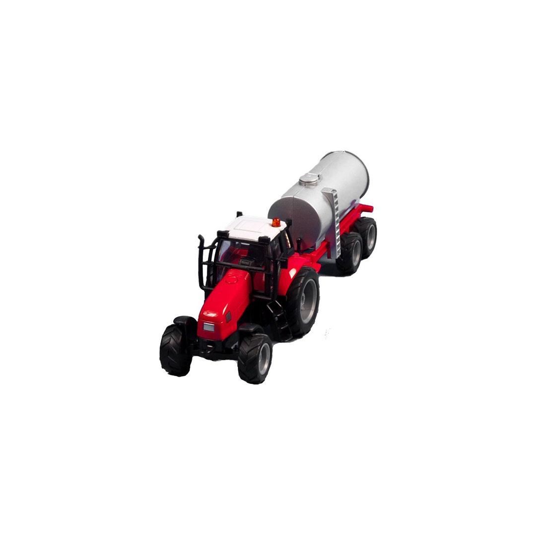 Traktor med gödseltank Kids Globe