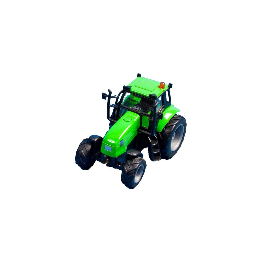 Traktor Kids Globe Grön