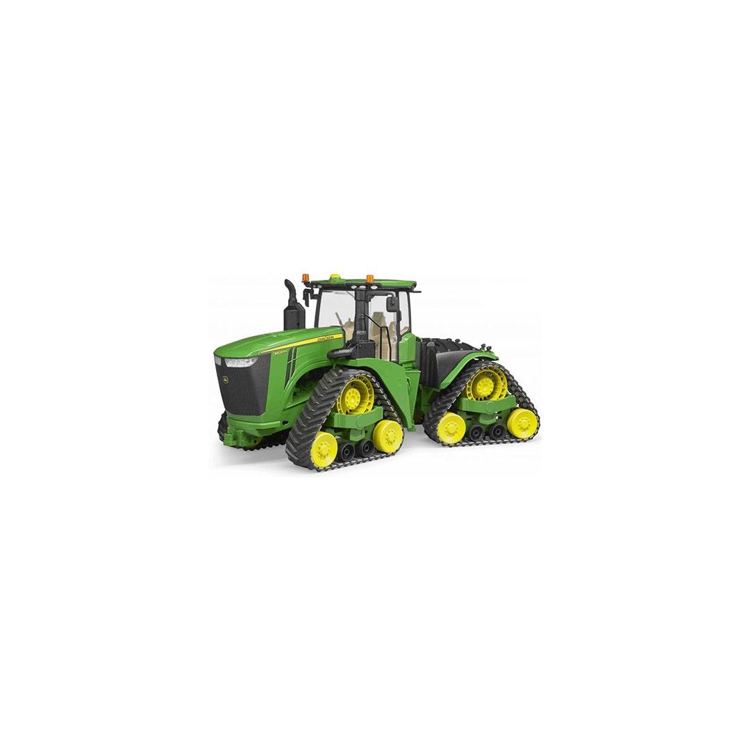 Traktor Bruder John Deere 9620rx Med larver Skala 01:16