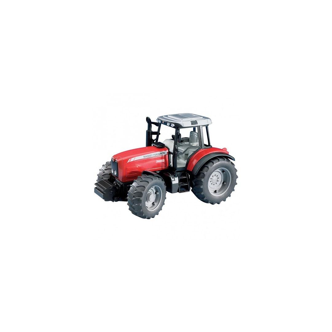 Traktor Massey Ferguson 7480 Bruder 01:16