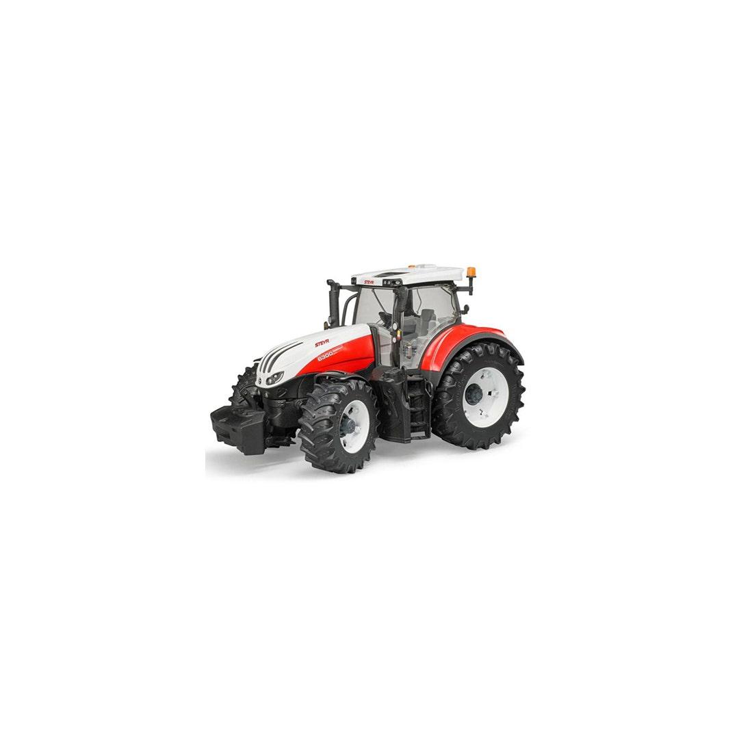 Traktor Bruder Steyr 6300 Terrus Cvt 01:16