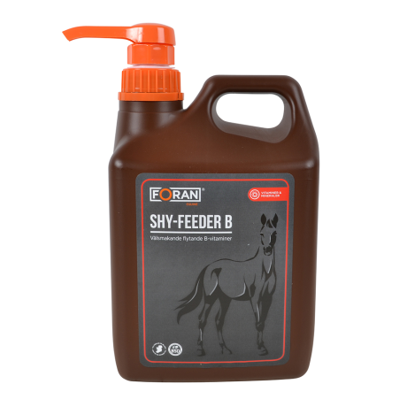Shy Feeder B Foran 2,5 lit - Foran Equine Products