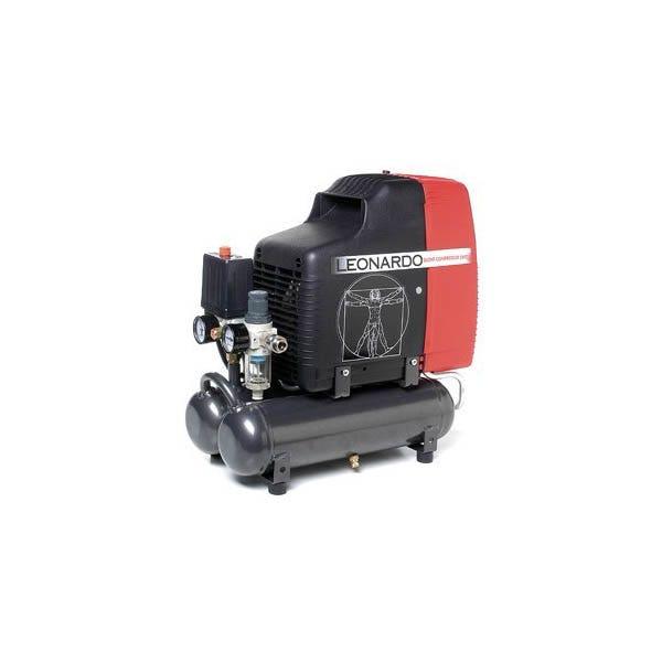 Kompressor Leonardo 1400 V/min Ecu 1 Hk Oljefri