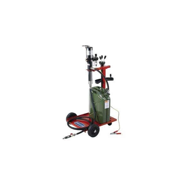Bränsletömmare Flexbimec Komplett Med Vagn
