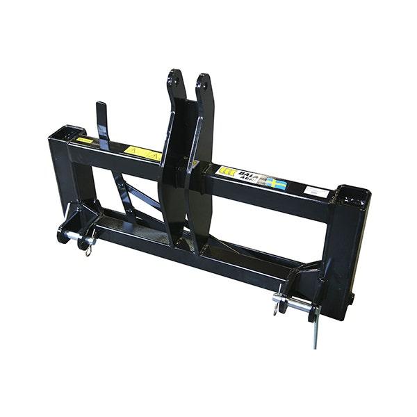 Adapter Bala Agri 3P-Lilla BM Spaklåsning