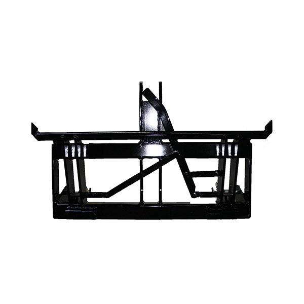 Adapter Bala Agri 3P-Euro Spaklåsning
