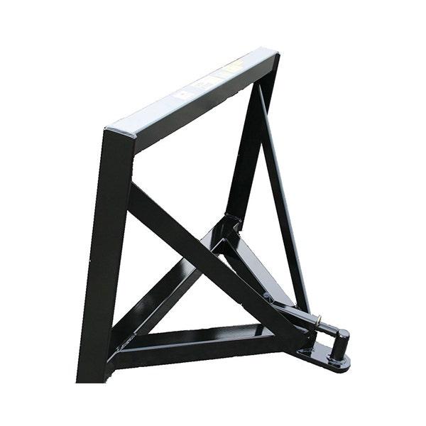 Adapter Bala Agri Blank-Hitch Spaklåsning