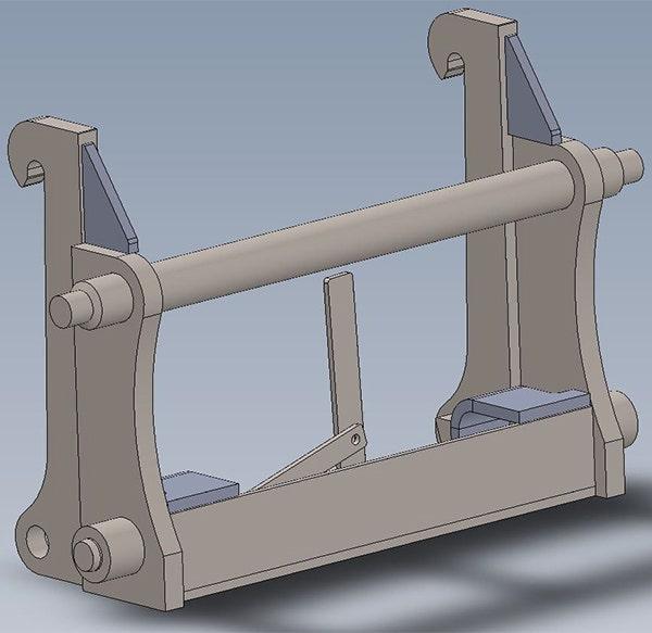 Adapter Bala Agri L20-L30 Spaklåsning