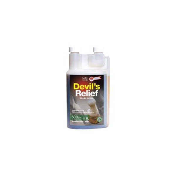 Delvil's Relief NAF Flytande 1 liter - NAF