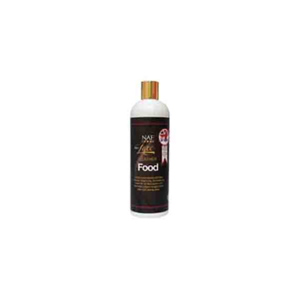 Luxe Leather Food NAF Lotion 500 ml - NAF