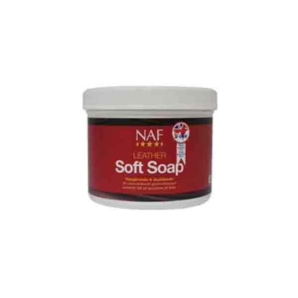 Leather Soft Soap NAF Mjuk tvål 450 g - NAF