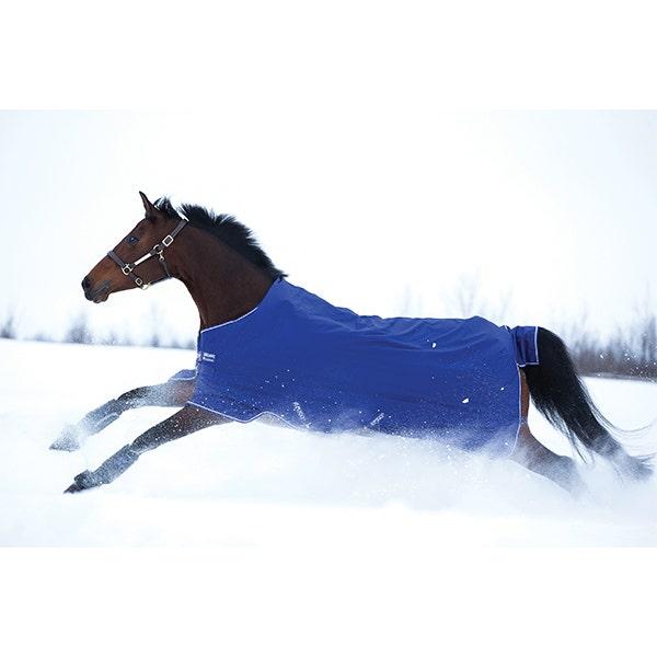 Utetäcke Amigo Hero ACY T/O Med Atlantic Blue 75 140 cm - Horseware