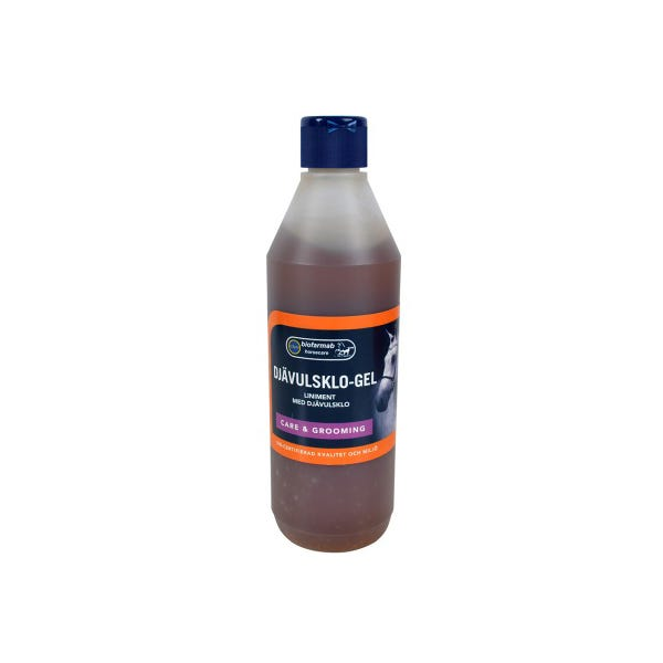 Djävulsklo-gel Biofarmab 0,5 L