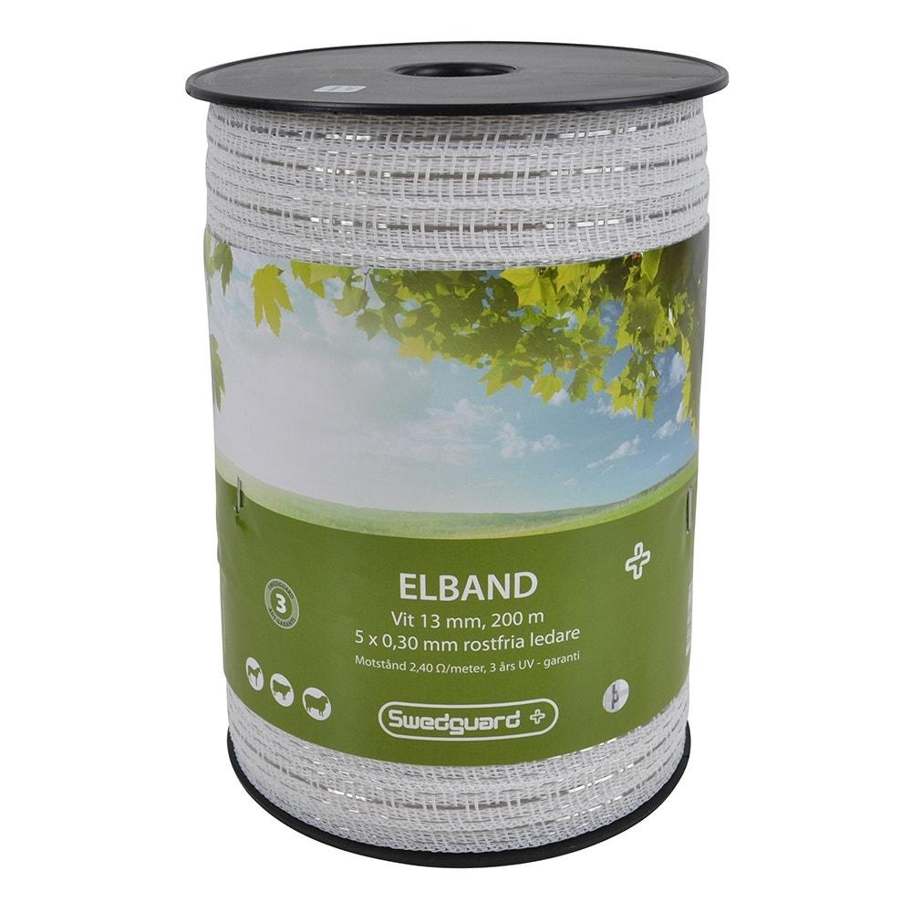Elband Swedguard+ 13mm Vit 200 M 5x0,30