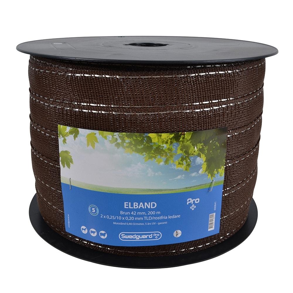 Elband Swedguard Pro+ 42mm Brunt 200 M 2x0,25/10x0,2