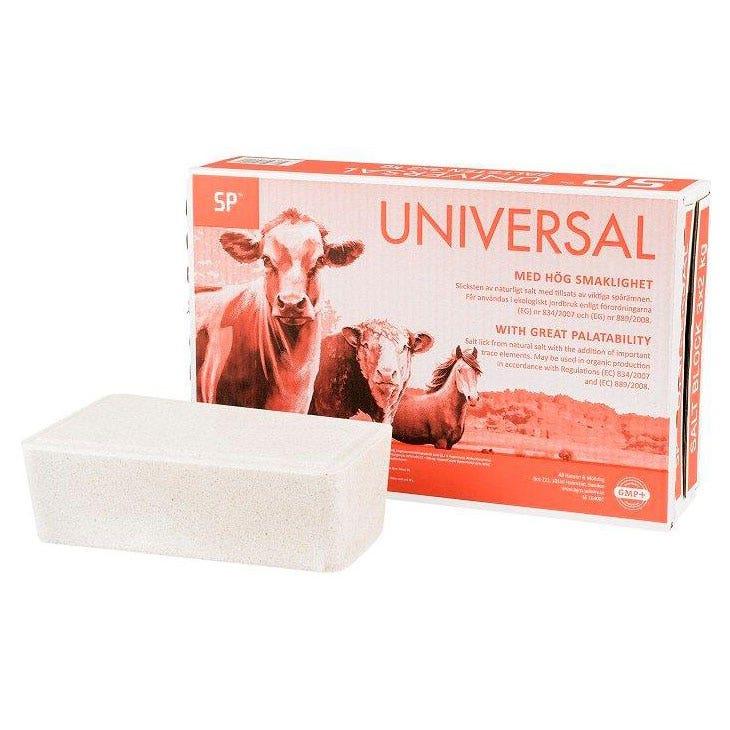 Saltsten SP Universal 3 x 2 kg - Hanson & Möhring