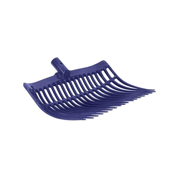 Grephuvud Plast V-plast Okrossbar Marinblå