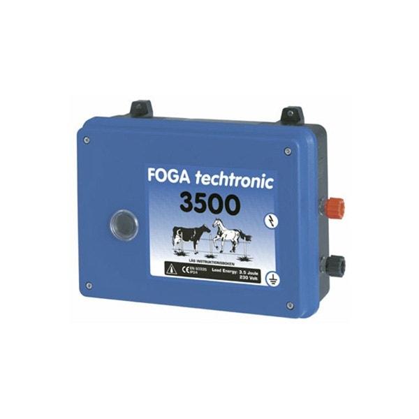 Stängselaggregat Foga Techtronic 3500 230 V