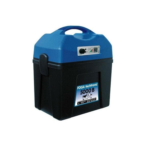 Stängselaggregat Foga Techtronic 5000B DUAL 12 V/230 V