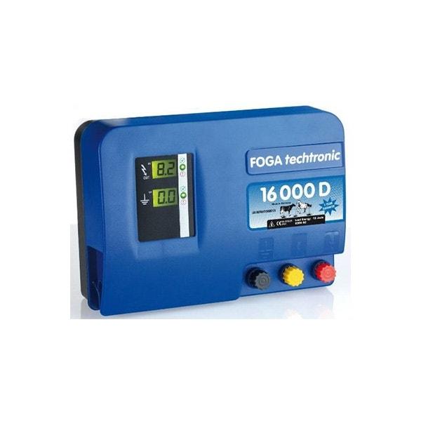 Stängselaggregat Foga Techtronic  16000D 230 V