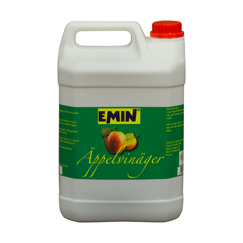 Äppelcidervinäger Emin 5 liter - Emin