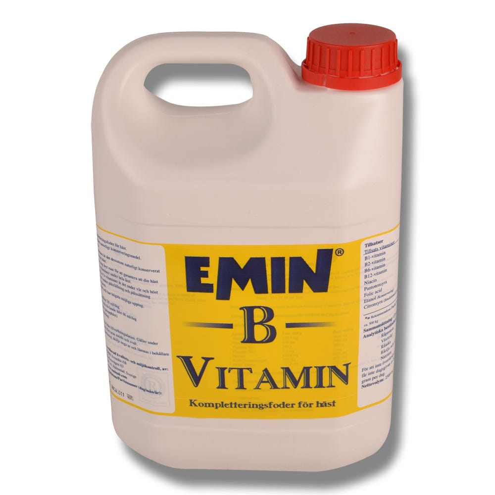 B-vitamin Emin 2500 Ml