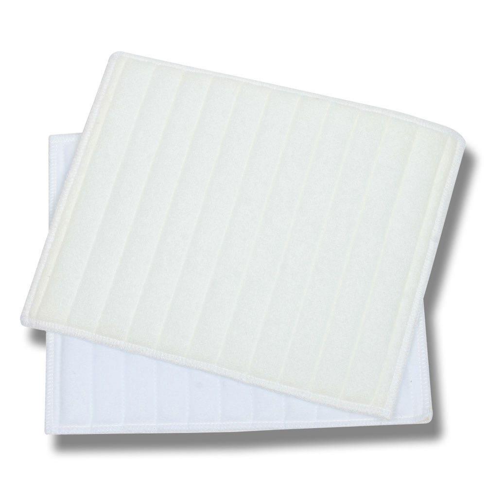 Bandageunderlägg Combi Vitt 2 st 30 x 45 cm, 2 st 45 x 45 cm
