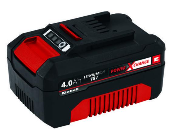 Batteri Einhell 4,0 Ah, 18v Till Powerxchange