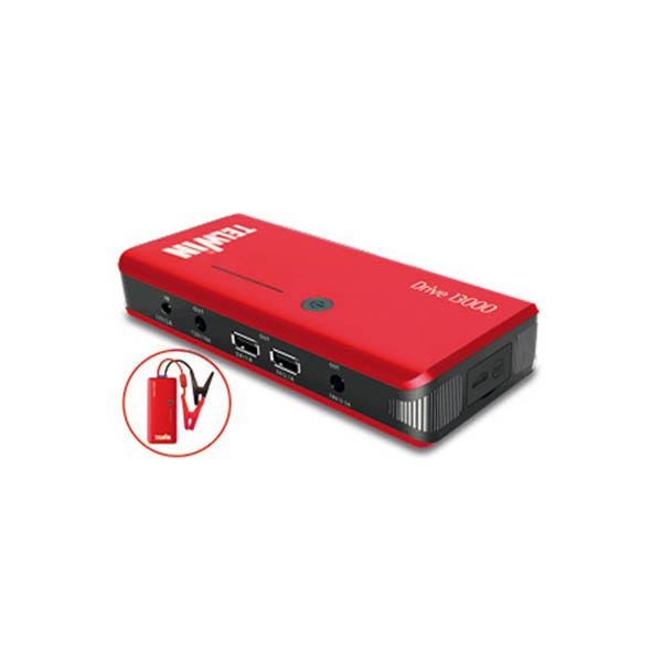 Booster Pac Telwin Hjälpstart Drive 13000