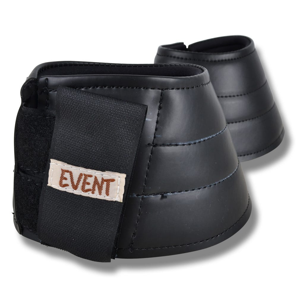 Boots I Neoprene Med Utsida Av Syntetiskt Läder Svart Xl