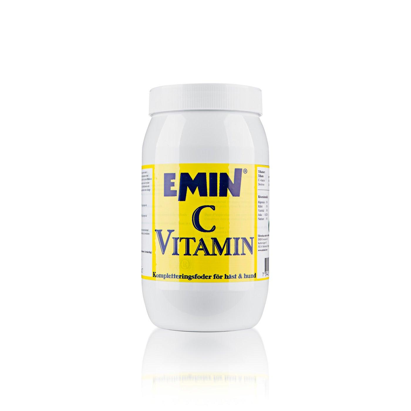 C-vitamin Emin 500 gram - Emin