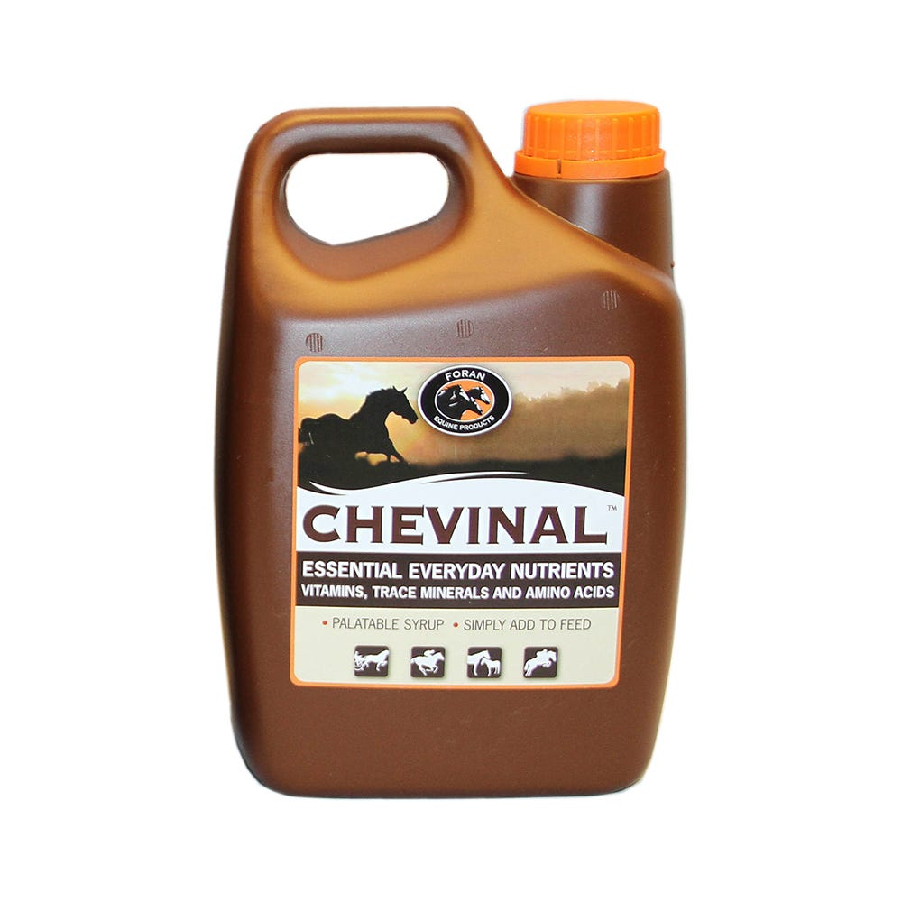 Chevinal Foran 2.5 lit - Foran Equine Products