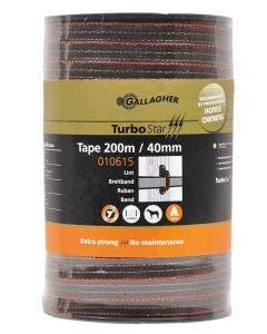 Elband Gallagher TurboStar Band 40mm terra 200m