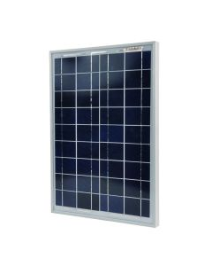Solpanel Gallagher 20W 2A regulator exkl. hållare