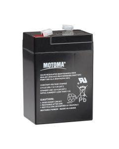 Extra batteri Gallagher 6V 4Ah S10, S16, S20