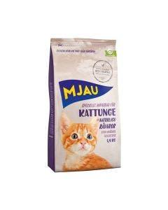 Mjau kattunge, torrfoder 1,4 kg