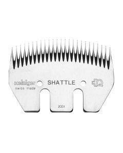 Underskär Shattle 24 tänder för nöt till fårsax