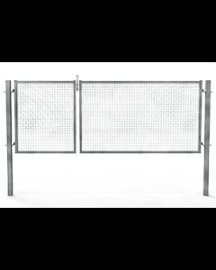 Villagrind Dubbel 120 x 300 cm (HxB)